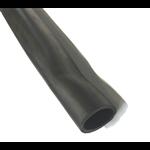 rubber sloef voor omkleden ronde buis 25mm, per 1000mm